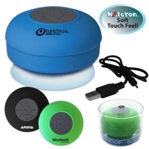 Halcyon® Waterproof Wireless Speaker