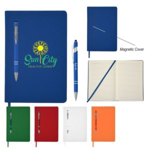 MAGNETISM JOURNAL & INCLINE STYLUS PEN
