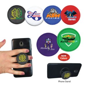 Stand-Out Phone Holder, Full Color Digital
