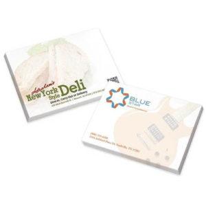 BIC® 4″ x 3″ Adhesive Notepad, 50 Sheet Pad